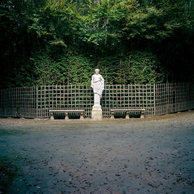 Les jardins du Château, à Versailles, le 24 septembre 2021.