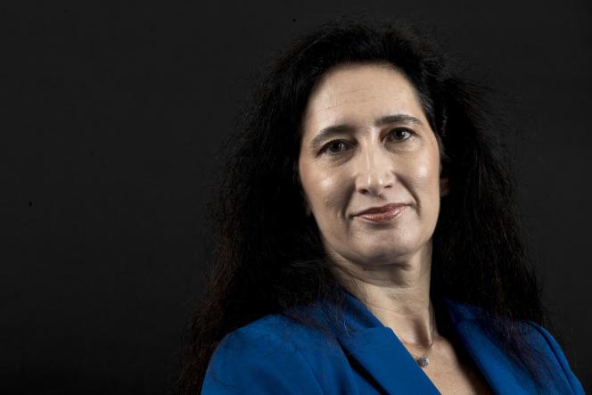La présidente de l'Autorité de la concurrence, Isabelle de Silva, à Bruxelles, le 20 janvier 2020.