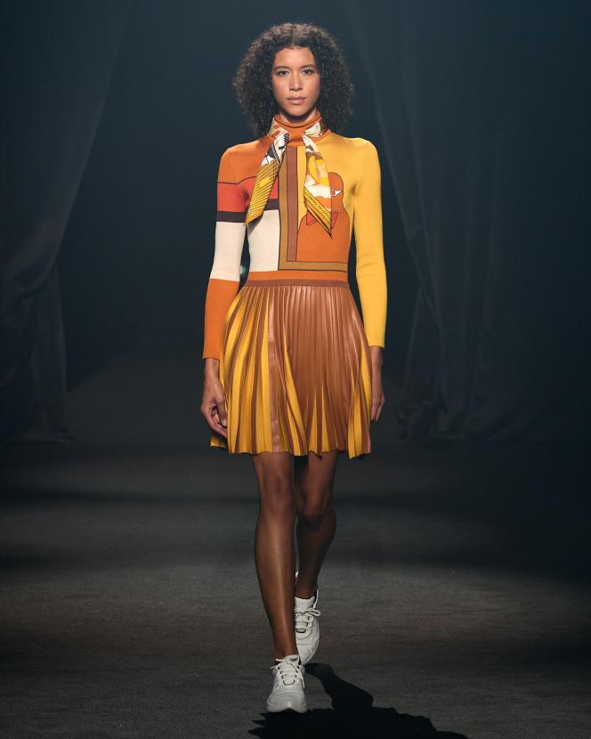 Nadège Vanhee-Cybulski pour Hermès.