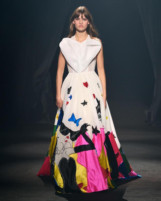 Maria Grazia Chiuri pour Dior.
