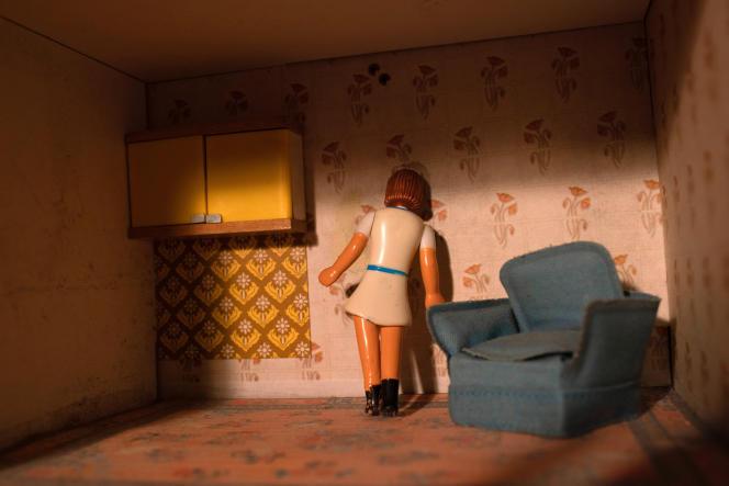 «Doll House-La Maison des poupées : le confinement au temps du Covid-19».