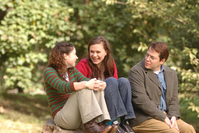 Sarah Steele, Anna Paquin & Matthew Broderick, dans « Margaret » de Kenneth Lonergan.