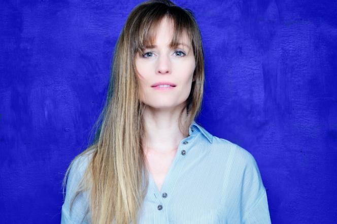 L'autrice Adeline Dieudonné.