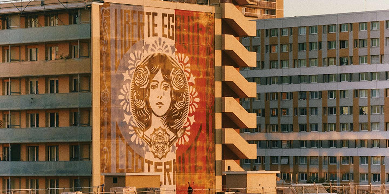 Regarder la vidéo Dans le sud de Paris, un bouillon de cultures urbaines