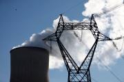 La centrale nucléaire de Civaux (Vienne), le 8 octobre 2021.
