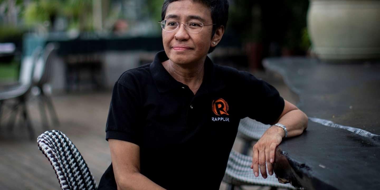 Maria Ressa, Prix Nobel de la paix : « Nous sommes entrés dans l'ère des autoritarismes numériques »