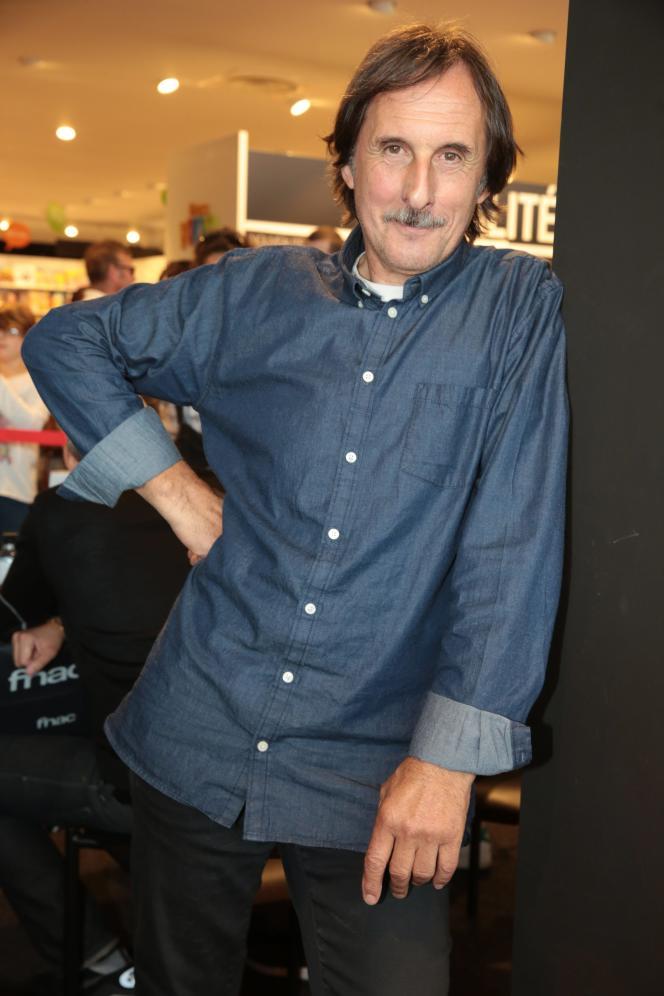 Petru Guelfucci, in Ajaccio, October 3, 2015.