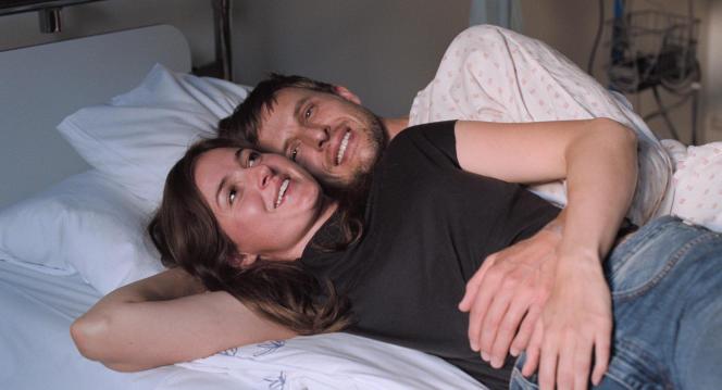 Renate Reinsve et Anders Danielsen Lie dans le film« Julie en douze chapitres».