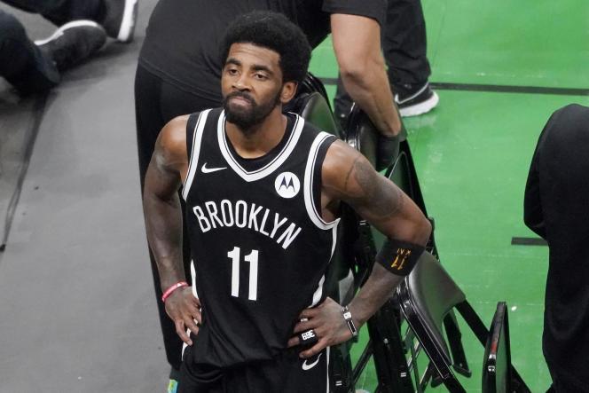 Kyrie Irving, des Nets de Brooklyn, fait partie de la vingtaine de joueurs NBA qui ont décidé de ne pas se faire vacciner contre le Covid-19.