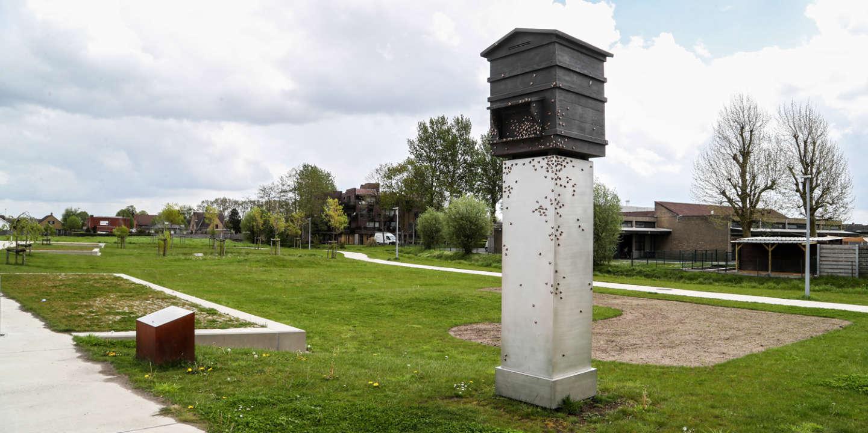 En Belgique, une « Ruche » à la mémoire de soldats nazis fait débat