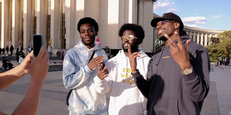 Regarder la vidéo «Un jour, nous serons célèbres»: à Paris, le hip-hop à l'ère de TikTok