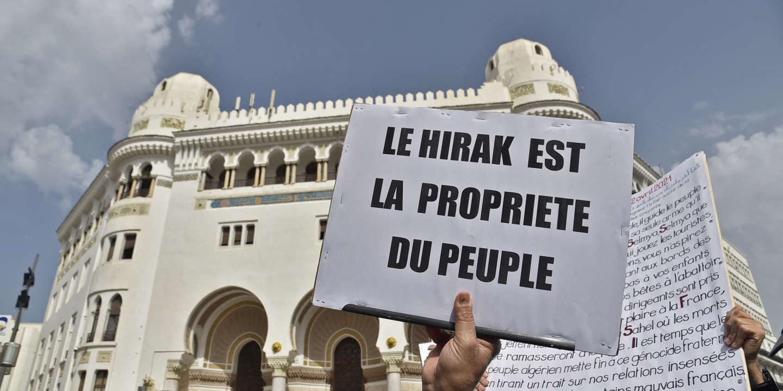 En Algérie, une figure du Hirak condamnée à deux ans de prison ferme