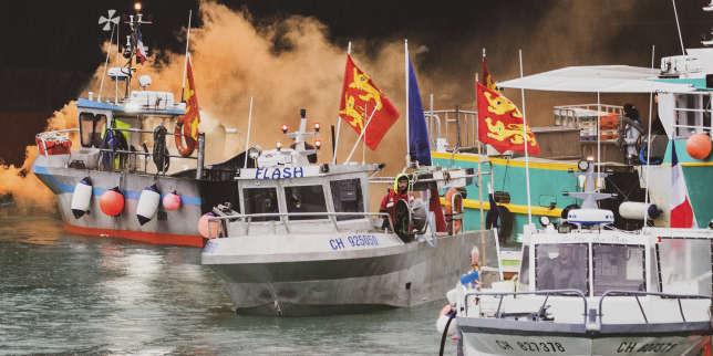 Pêche dans la Manche: la France fixe un ultimatum au Royaume-Uni