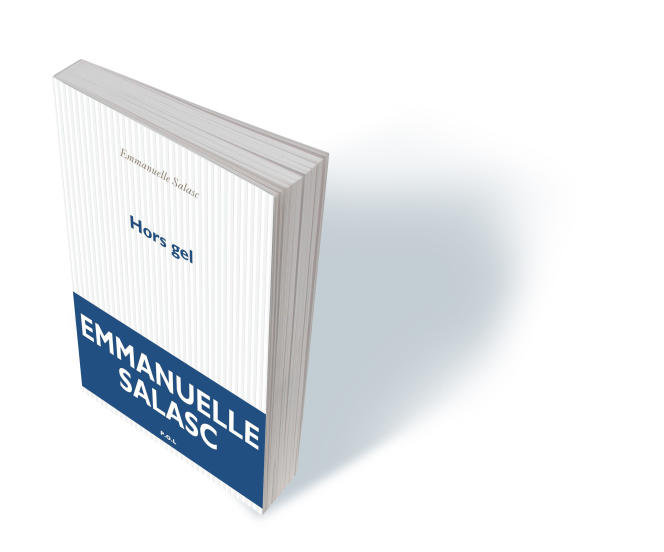 «Hors gel», d'Emmanuelle Salasc, P.O.L., 416 p.21 €, numérique 15€.