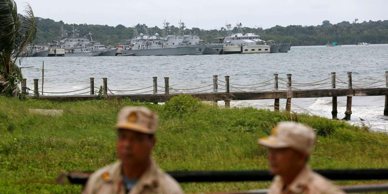 Les Américains s'inquiètent de constructions chinoises sur la base navale cambodgienne de Ream