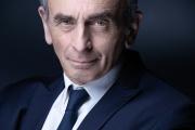 Eric Zemmour à Paris, en avril.