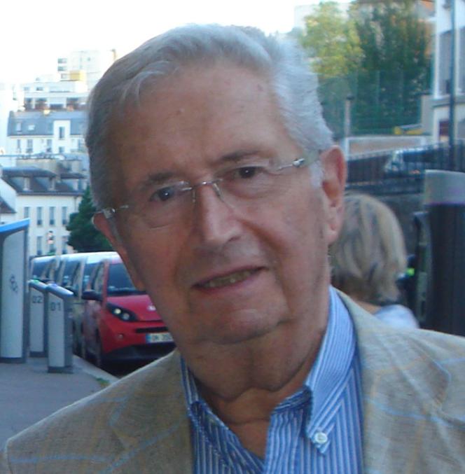 Henri Mitterand, en juillet 2016, à Paris.