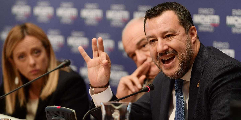 Les ambiguïtés de la droite italienne face aux néofascistes