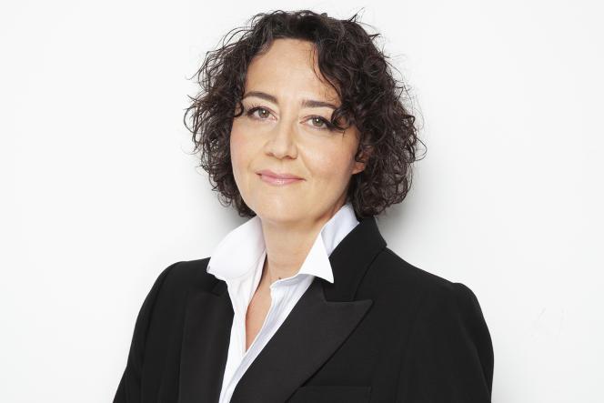 La chef d'orchestre Nathalie Stutzmann.