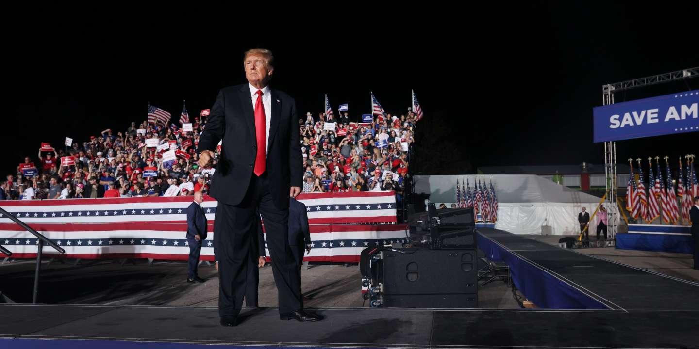 Etats-Unis : la déprime démocrate face à l'irrésistible retour de Donald Trump
