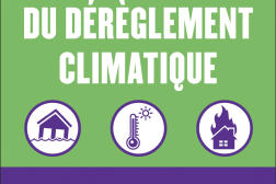 «Les Emotions du dérèglement climatique », dernier ouvrage du professeur Antoine Pelissolo et du docteur Célie Massini.