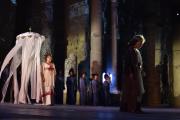 «Samson et Dalila», opéra de Camille Saint-Saëns, aux Chorégies d'Orange, le 7 juillet 2021.