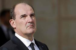 Le premier ministre, Jean Castex, à l'Hôtel des Invalides, le 15octobre2021.