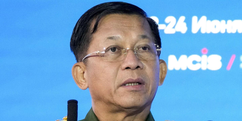 En Birmanie, le chef de la junte annonce la libération de plus de 5 000 manifestants emprisonnés depuis le coup d'Etat