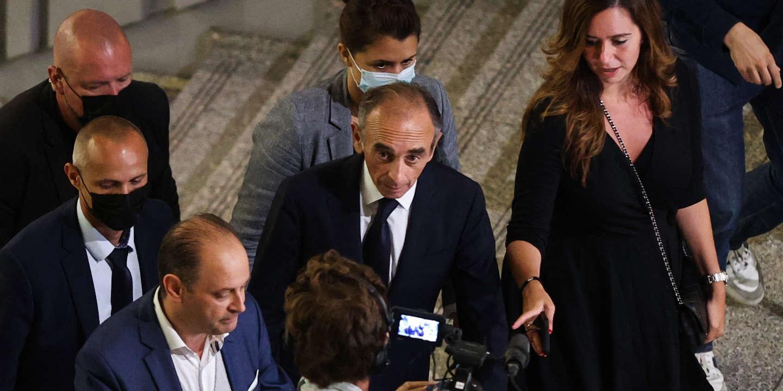 Election présidentielle 2022 : derrière Zemmour, l'indispensable Sarah Knafo