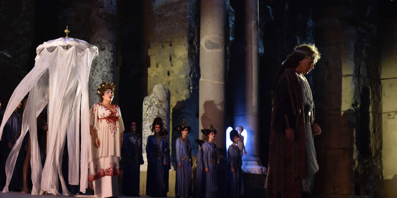 Regarder la vidéo «Samson et Dalila», sur France.tv: l'opéra-péplum de Saint-Saëns