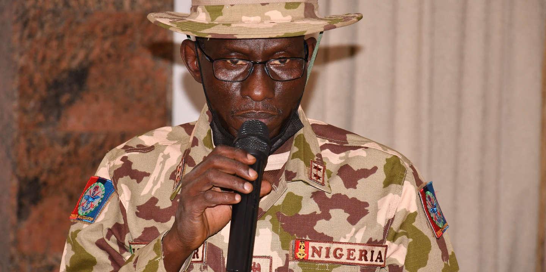 Au Nigeria, l'armée annonce la mort du chef local du groupe Etat islamique