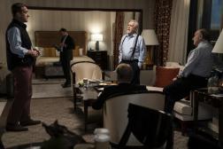 «Succession», une série télévisée satirique créée par Jesse Armstrong pour HBO.