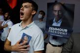 A Béziers, Eric Zemmour propose d'«enlever le pouvoir» aux «contre-pouvoirs»