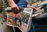 L'éviction du rédacteur en chef de « Bild » secoue les médias allemands