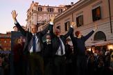 En Italie, la gauche s'impose aux élections municipales et conquiert Rome