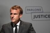 Emmanuel Macron lance les Etats généraux de la justice avec la présidentielle en ligne de mire