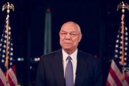 L'ancien secrétaire d'Etat américain Colin Powell, le 18 août 2020.