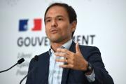 Le secrétaire d'Etat au numérique, Cédric O, à Paris, le 18 octobre 2021.