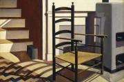 «Home, Sweet Home», de Charles Sheeler (1931).