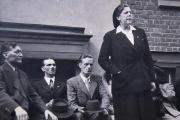 Photo non datée de la syndicaliste et militante communiste Martha Desrumaux(1897-1982).