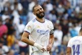 Karim Benzema n'assiste pas au procès, retenu par ses impératifs«professionnels», selon ses avocats.