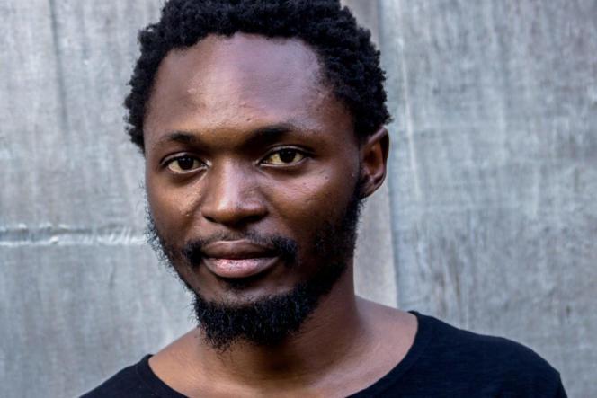 L'artiste congolais Sinzo Aanza.