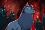 « Le Peuple loup», un film d'animation de Tomm Moore et Ross Stewart.