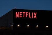 Le siège de Netflix, à Los Angeles, le 19 octobre 2021.