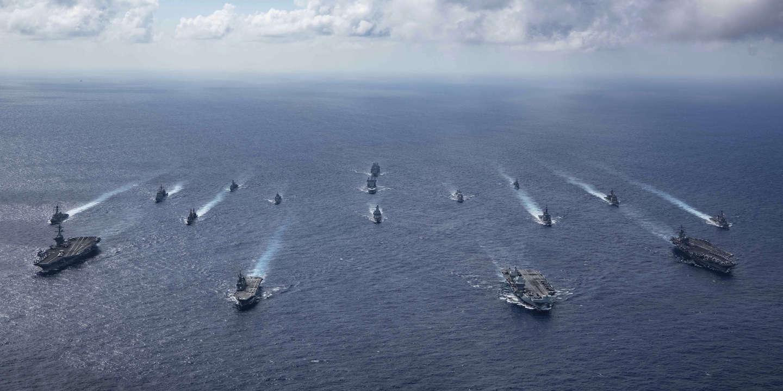 « Mourir pour Taïwan ? C'est très loin, Taïwan. A l'OTAN, les Européens n'ont pas signé pour ça »