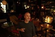 Jean-Yves Ferri, au Café Griffon, à Paris, le 17 octobre 2021.