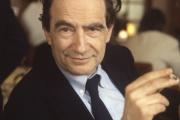 L'éditeur Bernard de Fallois, à Paris, en 1987.