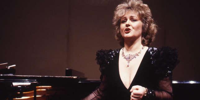 Edita Gruberova, légendaire cantatrice slovaque, est morte