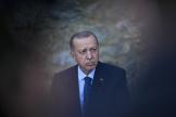 Le président turc, Recep Tayyip Erdogan, est au cœur d'un scandale l'accusant de favoriser des fondations islamiques qui le soutiennent.