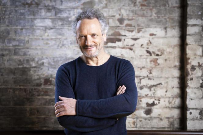Le chef d'orchestre Louis Langrée, le 30 janvier 2021.